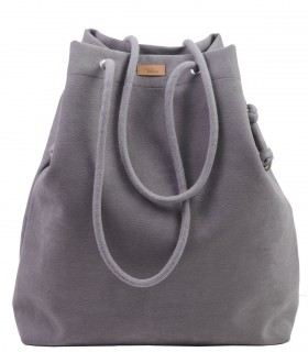 Basic me 15 eco suede gray