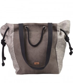Basic me 21 eco suede taupe