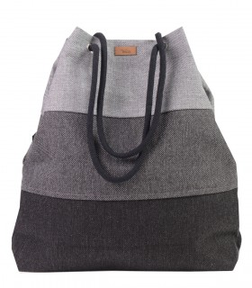 Tkaninowa torebka basic me 15 trzy kolory