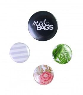 Bag pins - set