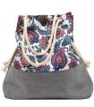 Basic me 15 fabric handbag - boho