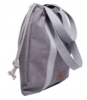 Basic me 25 eco suede grey