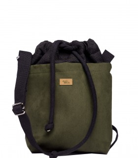 "Torebka basic me 22 ""Duo mini"" khaki"