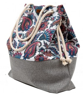 Basic me 15 fabric handbag - boho