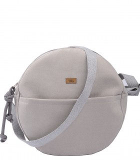 Basic me me 26 eco suede light gray