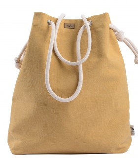 copy of Basic me 15 fabric handbag light yellow