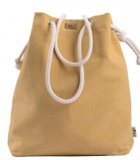 copy of Basic me 15 fabric handbag light yellow