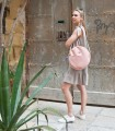 Basic me me 26 eco suede pink