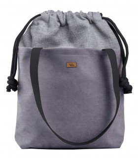 "Basic me 19 ""Duo"" eco suede grey"
