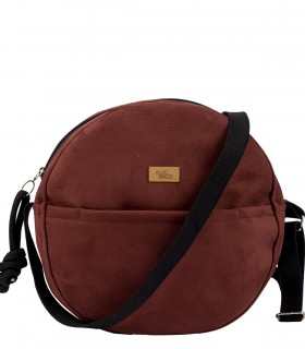 Basic me me 26 eco suede burgundy
