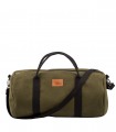 "SPORT AND TRAVEL BAG ""WEEKENDER"" ECO SUEDE KHAKI"