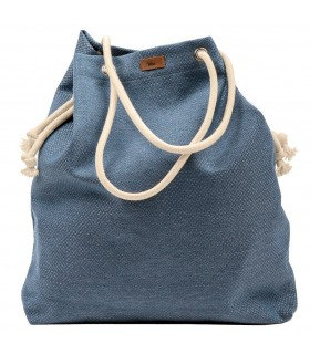 Basic me 15 fabric handbag - blue