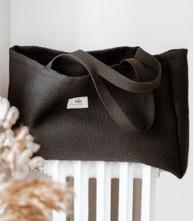 ALL-IN BAG, tkaninowa torba na WSZYSTKO, czarna