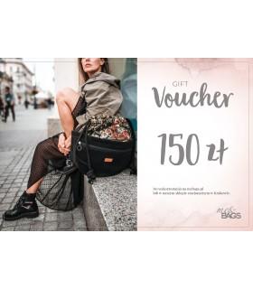 Gift card - 150 PLN