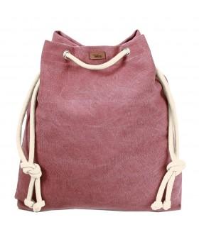Basic me 15 fabric handbag - pink