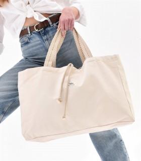 copy of Taška shopper s vreckom na zips,  čierna