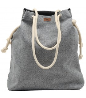 SACK BAG ME 15 FABRIC GRAY