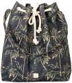 Basic me 16 sack with black palm trees