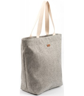 Shopper me 18 bag beige-gray