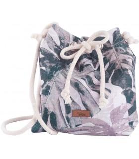 Small basic fabric handbag monsters
