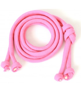 Cotton pink string