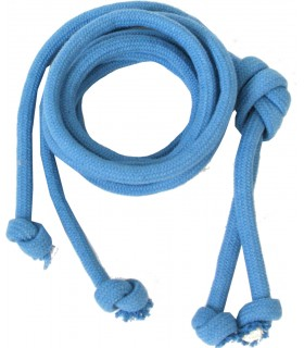 Cotton blue string