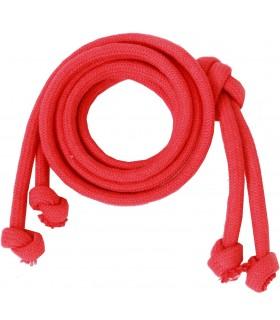 Bawełniany sznurek Czerwony