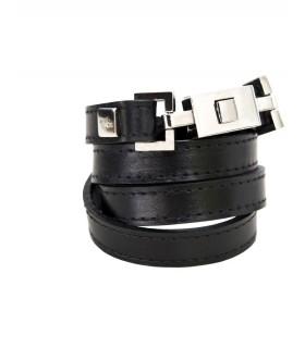 leather bracelet me3