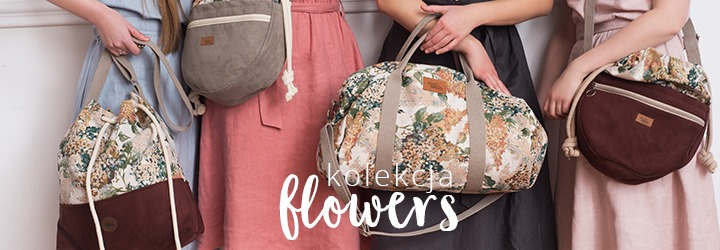 """Kolekcja """"Flowers"""" - najpiękniejsze kwiatowe wzory"""