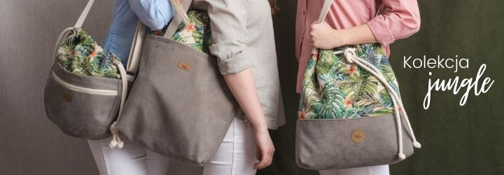 """Kolekcja """"Jungle"""", czyli torebki w egzotyczne printy"""