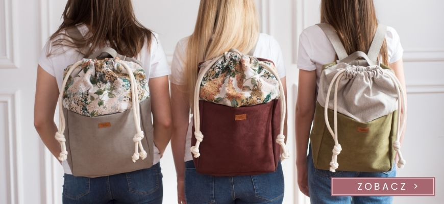 Sprawdź nasze plecaki miejskie >