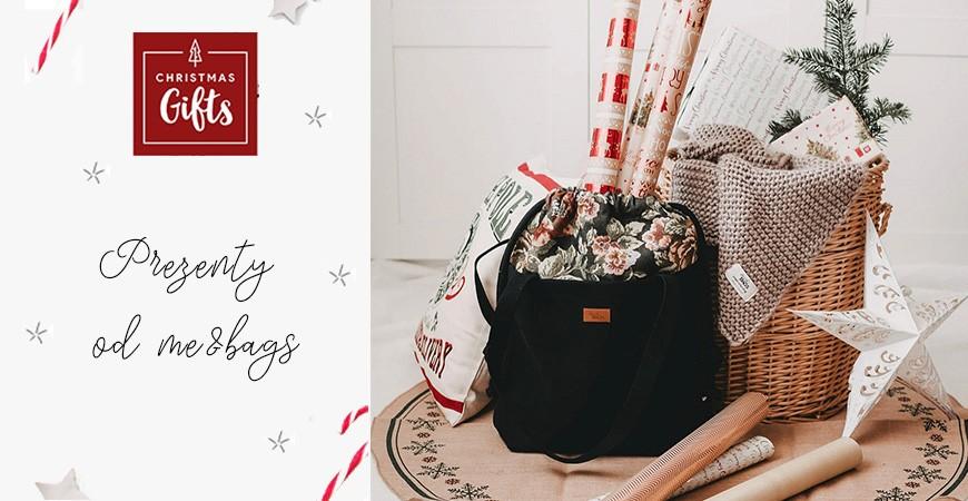 Pomysły na prezenty świąteczne z me&BAGS!